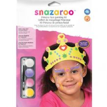 Snazaroo Princess Face Painting Kit 1 PKG